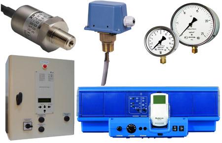 Контрольно-измерительные приборы и автоматика