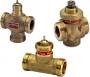 Регулирующие клапаны DANFOSS ДАНФОСС для систем отопления и радиаторов