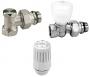 Регулирующие клапаны GIACOMINI ДЖИАКОМИНИ для систем отопления и радиаторов
