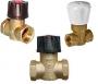 Регулирующие клапаны INEN ИНЭН для систем отопления и радиаторов