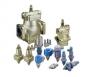 Регуляторы давления и температуры для промышленных холодильных установок DANFOSS