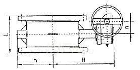 Затвор дисковый 31500CS Z