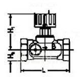 запорный клапан msv-м