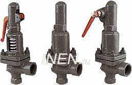 Клапан предохранительный VYC 151-40/152